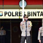 Polres Bintan Polda Kepri Dukung Diberlakukan New Normal Di Kabupaten Bintan