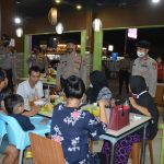 Ops Aman Nusa II Seligi 2020 Laksanakan Patroli Dialogis di Tiban dan Sekitarnya Guna Dukung New Normal di Wilayah Kepri