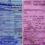 Tahukah anda, ada berapa Jenis Warna Surat Tilang Polisi ?