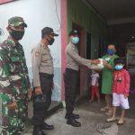 Polres Tanjungpinang Salurkan 20 Ton Beras Bantuan Mabes Polri Untuk Warga
