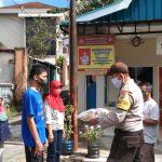 20 Ton Beras Bantuan Mabes Polri Kembali Didistribusikan Polres Tanjungpinang, Kali ini Disalurkan Hampir 4 Ton