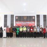 Polres Lingga Gelar Penandatanganan Pakta Integritas Penerimaan Tamtama Polri