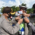 Polres Tanjungpinang Gelar Operasi Patuh Seligi 2020