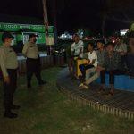Cegah Tawuran dan Pencurian, Polsek Dabo Singkep Lakukan Patroli