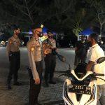 Ops Aman Nusa II Polda Kepri Kembali Patroli Dialogis di Sekitar Bengkong Dukung Adaptasi Kebiasaan Baru