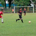 Pertandingan Sepakbola Persahabatan Antara Tim Polda Kepri vs Ps. Ewako Batam