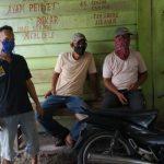 Sambangi Warga , Bhabinkamtibmas Polsek Belakang Padang Himbau Cegah Penyebaran Covid-19 Di Masa Adaptasi Kebiasaan Baru