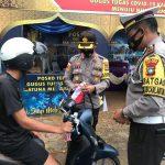 KEGIATAN PEMBAGIAN BENDERA MERAH PUTIH KEPADA MASYARAKAT KAB. NATUNA DALAM RANGKA MEMPERINGATI HUT REPUBLIK INDONESIA KE-75 TAHUN 2020