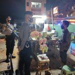 Ops Aman Nusa II Polda Kepri Kembali Patroli Dialogis di Sekitar Bengkong dalam Dukung Adaptasi Kebiasaan Baru di Wilayah Kepri