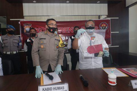 Selamatkan Seorang Korban, Ditreskrimum Polda Kepri Berhasil Amankan Tersangka Tindak Pidana Perdagangan Orang