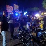 Polsek Dabo Singkep Lakukan Patroli Pendisiplinan Protokol Kesehatan Kepada Masyarakat