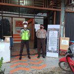 Polres Tanjungpinang  dan Polsek Jajaran Pasang Banner dan Baliho Maklumat Kapolri