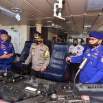 Joy Sailing Korpolairud Baharkam Polri di Wilayah Kepri