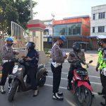 Gelar Operasi Zebra Seligi 2020 Polres Karimun lakukan Gaktiplin terhadap Personil