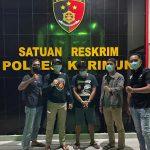 Hitungan Jam, Pelaku Jambret Ditangkap Tim Bison Polres Karimun