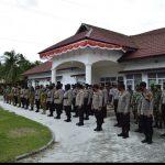 Kembali Lakukan Aksi Damai oleh Aliansi Mahasiswa Kab. Natuna, Polres Natuna bersama TNI dan Satpol PP Lakukan Pengamanan Di Gedung DPRD Kab. Natuna