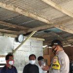Aipda M Ali Melaksanakan Himbauan Kamtibmas Di RSBK