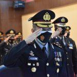 Hari Pahlawan, Polres Tanjungpinang Ikuti Upacara Ziarah Nasional Secara Virtual