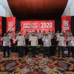 Workshop Divhumas Polri TA. 2020: Manajemen Media Pilkada dalam Strategi Humas Polri Menciptakan Situasi Kamtibmas yang Kondusif
