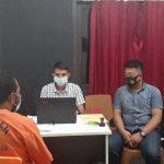 Polres Lingga Ungkap Kasus Korupsi Dana Desa Penuba Timur