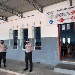 Polres Tanjungpinang dan Jajaran Amankan Perayaan Natal Tahun 2020