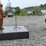 Polres Lingga Laksanakan Apel Gelar Pasukan Operasi Lilin Seligi 2020