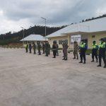 Brimob Polda Kepri Berikan Himbauan Jaga Kamtibmas dan Cegah Covid-19 di Pulau Galang