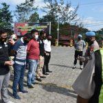 Berantas Penyalahgunaan Narkoba, Personel Polres Tanjungpinang Cek Urine Secara  Acak