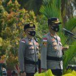 Jelang Idul Fitri 1442 H, Kapolres Natuna pimpin Apel Gelar Pasukan Operasi Keselamatan Seligi 2021