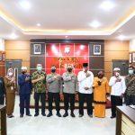 Tim Puslitbang Polri lakukan Penelitian di Wilayah Hukum Polres Karimun