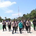 Kunjungan Kerja Wakapolda Kepri Ke Kabupaten Lingga