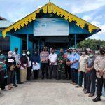 Ciptakan Kamtibmas Aman dan Kondusif Polsek Singkep Barat bersama Stakeholder Kecamatan Lakukan koordinasi