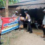Jumat Berkah Satlantas Polres Bintan Berbagi Sembako (JUMLINGBAKO)