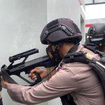 Tingkatkan Profesionalitas, Satuan Brimob Polda Kepri Latihan Rutin Pemeliharaan Kemampuan Personel