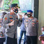 Kapolres Bintan Laksanakan Sosialisasi Surat Edaran Bupati Bintan Nomor: T/827/443/SATGAS/VII/2021