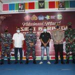 Sinergitas TNI Polri dan Pemkab Lingga Bersama PSMTI Dabo Singkep Gelar Vaksinasi Massal