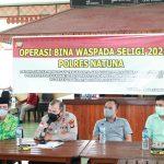 Polres Natuna Jalin Silaturahmi Bersama Forum Kerukunan Umat Beragama Cegah Paham Radikalisme