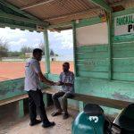 Polres Naruna Salurkan Bantuan Sosial Kepada Masyarakat Kab. Natuna
