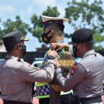 Kapolres Bintan Pimpin Apel Gelar Pasukan Operasi Patuh Seligi 2021