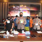 6 Kasus Pengungkapan Nakroba, Polres Karimun Amankan Paket Besar Sabu 1 Kg